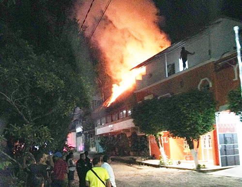 Arde restaurante